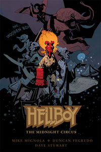 Hellboy: The Midnight Circus HC (Current Printing)