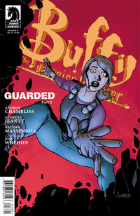 Buffy the Vampire Slayer: Season Nine #13 (Georges Jeanty Variant cover)