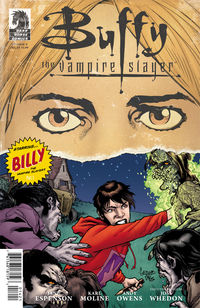 Buffy the Vampire Slayer: Season Nine #14 (Georges Jeanty variant cover)