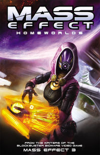 Mass Effect Volume 4: Homeworlds TPB