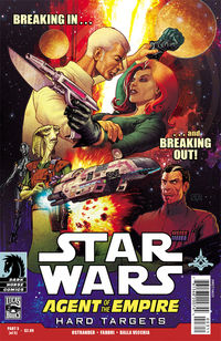 Star Wars: Agent of the Empire - Hard Targets #3