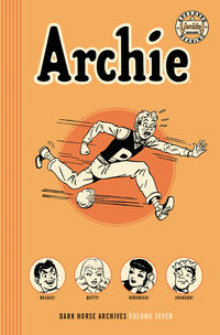 Archie Archives HC Volume 7