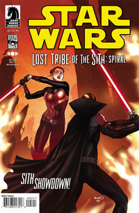 Star Wars: Lost Tribe of the Sith - Spiral #5