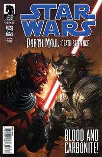 Star Wars: Darth Maul - Death Sentence #3 (of 4)