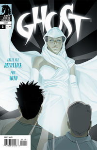Ghost #1 (Phil Noto cover)