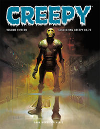 Creepy Archives Volume 15 HC