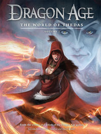 Dragon Age: The World of Thedas Volume 1 HC