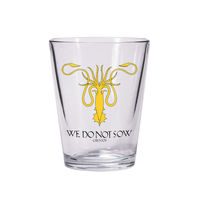 Game of Thrones Shot Glass: Greyjoy Sigil