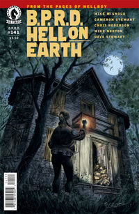 B.P.R.D. Hell on Earth #141