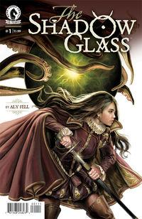 Shadow Glass comics at TFAW.com