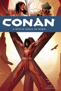 Conan Volume 20: A Witch Shall Be Born HC