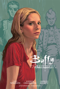 Buffy the Vampire Slayer Season Nine Library Edition HC Volume 3 (Current Printing)