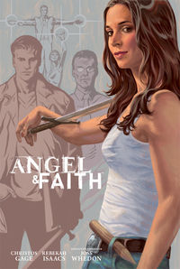 Angel & Faith: Season Nine Library Edition HC Volume 3