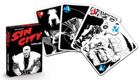 Sin City Playing Cards Second Edition