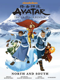 Avatar: The Last Airbender--North and South Library Edition HC