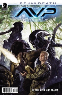 Aliens vs. Predator: Life and Death #3