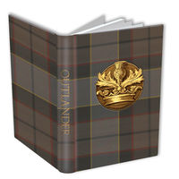 Outlander Journal: Crown and Thistle