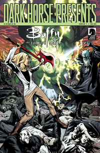 Buffy the Vampire Slayer: Season Eleven #1 (Karl Moline 30th anniversary variant cover)