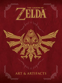 The Legend of Zelda: Art & Artifacts HC