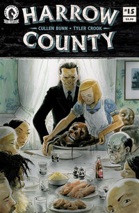 Harrow County comics at TFAW.com