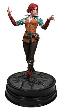 Witcher 3 Figure: Triss