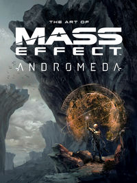 The Art of Mass Effect: Andromeda HC