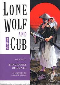 Lone Wolf and Cub Vol. 21: Fragrance of Death TPB