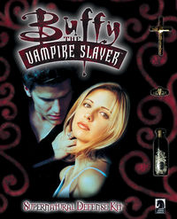 Buffy the Vampire Slayer Supernatural Defense Kit