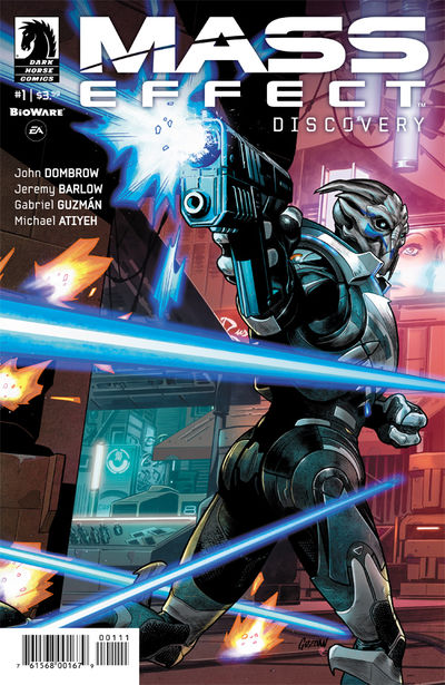 Mass Effect: Discovery #1 Review
