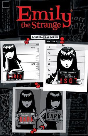 Emily The Strange Vol 1 Profile Dark Horse Comics