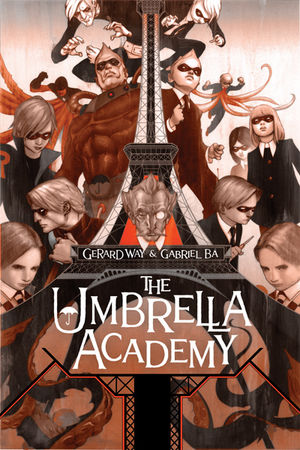 Umbrella Academy: Apocalypse Suite #1 :: Profile :: Dark Horse Comics