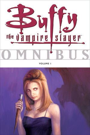 Buffy the Vampire Slayer Omnibus Volume 1 cover