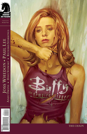 Buffy Season Eight #5