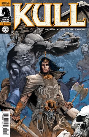Barbarian warrior and his slaves - 4 6