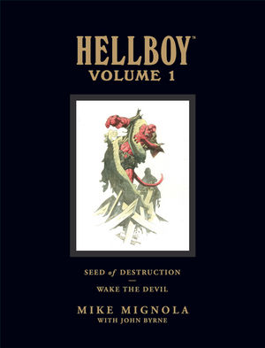 Hellboy library one