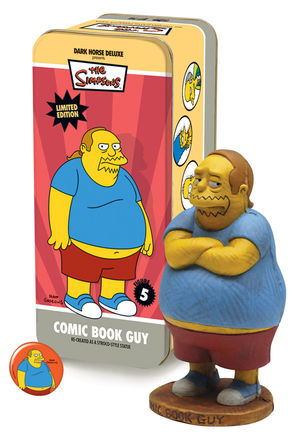 #5: Comic Book Guy