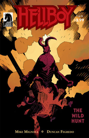 Hellboy: The Wild Hunt #7 via Darkhorse.com