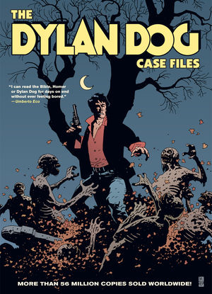 The Dylan Dog Case Files TPB :: Profile :: Dark Horse Comics
