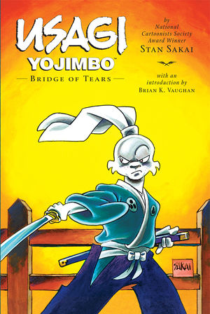 Usagi Yojimbo, v. 23: Bridge of Tears cover