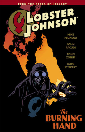 Lobster Johnson:  The Burning Hand
