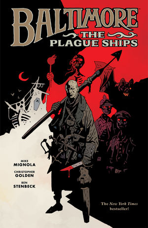 17977 Bram Stoker Award Graphic Novel Nominees Announced
