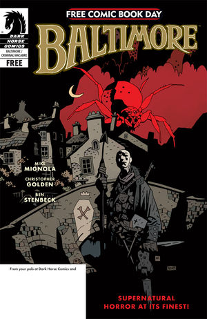 Free Comic Book Day 2011 Baltimore/Criminal Macabre