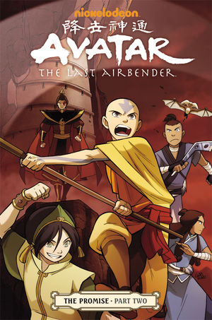 Post Thumbnail of Review: Avatar: The Promise Part 2 by Gene Yuen Lang