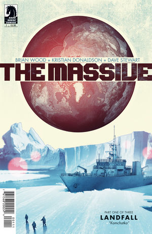 The Massive #1 cover