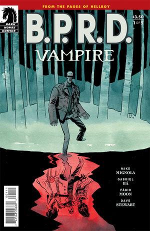 B.P.R.D.: VAMPIRE #1 (OF 5)