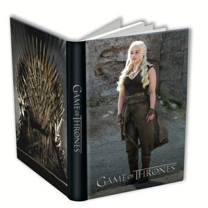Game of Thrones Journal: Daenerys and Drogon