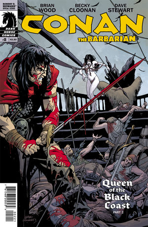 Required Reading: Conan the Barbarian #2 and other Dark Horse New Releases
