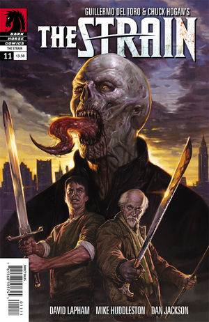 The Strain Graphic Novel DISCUSSION - Page 2 21300