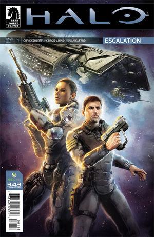 Les bandes dessinées Halo [Liste et News] 22701