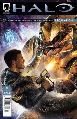 Les bandes dessinées Halo [Liste et News] 22702